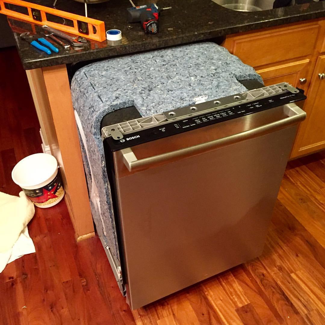 dishwasher installation service in trowbridge