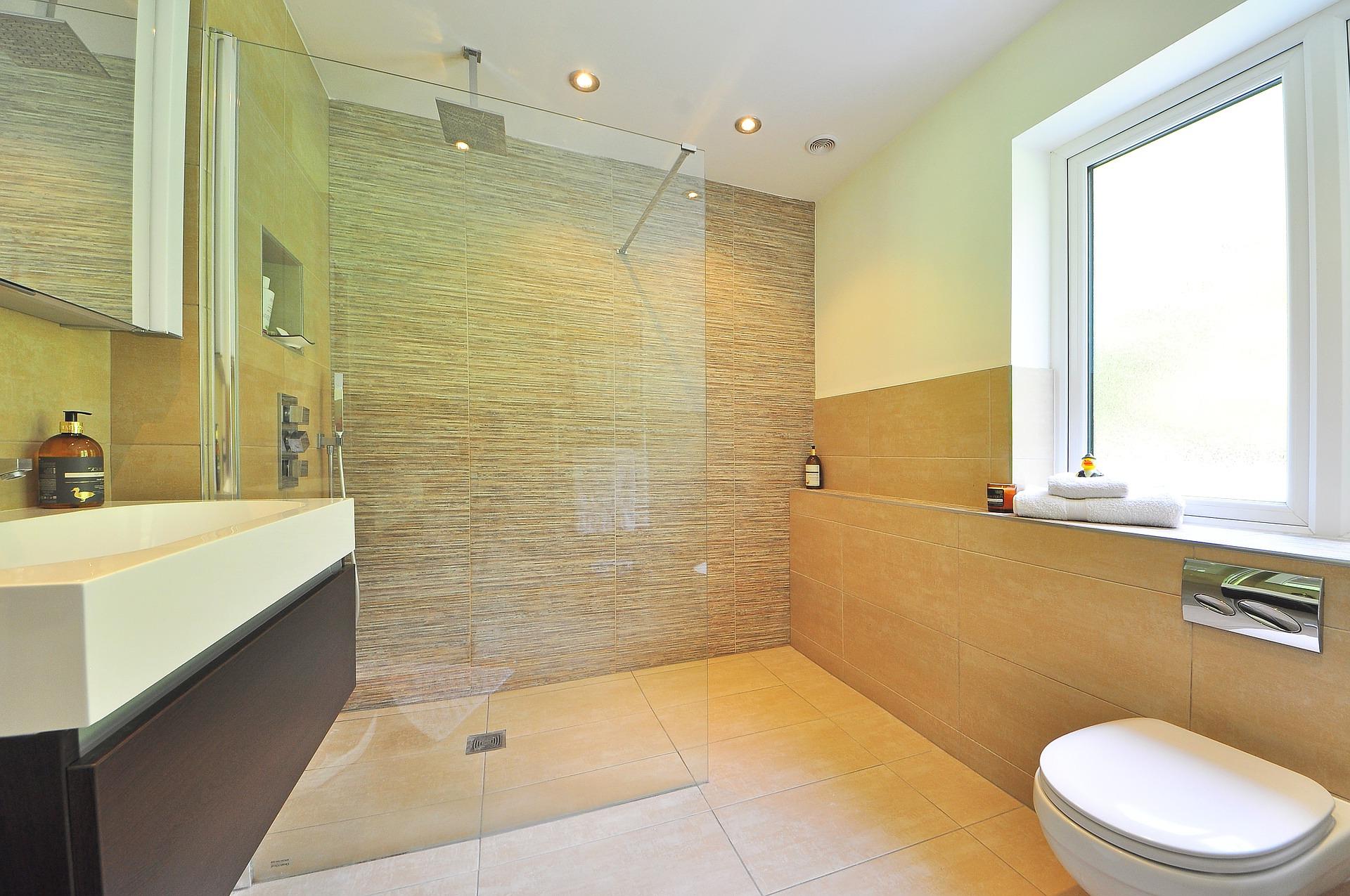 luxury bathroom fitting